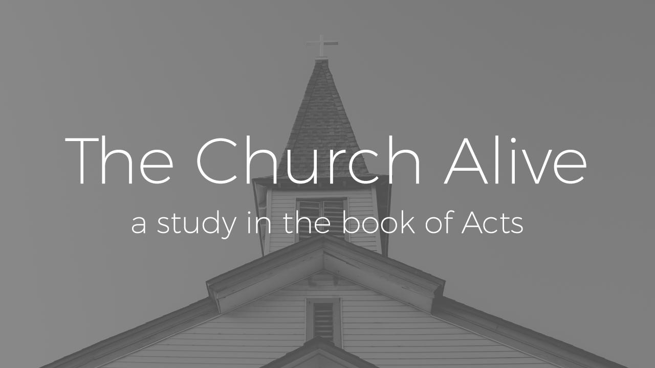 The Importance of Preaching Image