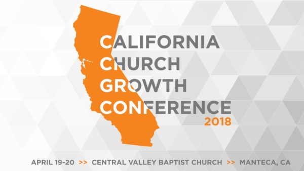 California Church Growth Conference 2018