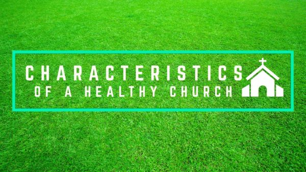 A Healthy Church Makes Disciples Image