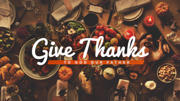 When It Takes Faith To Give Thanks Image