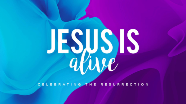 Jesus Is Alive Image
