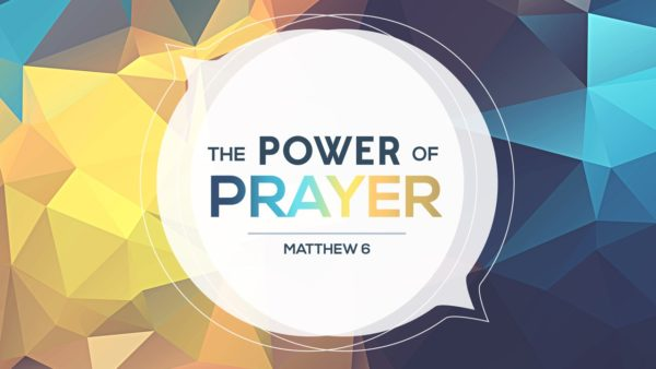 The Pattern Of A Powerful Prayer Life - Part Two Image