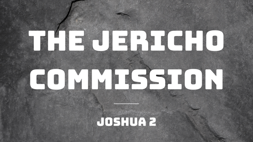 The Jericho Commission Image