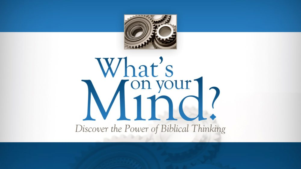 What\'s on Your Mind?