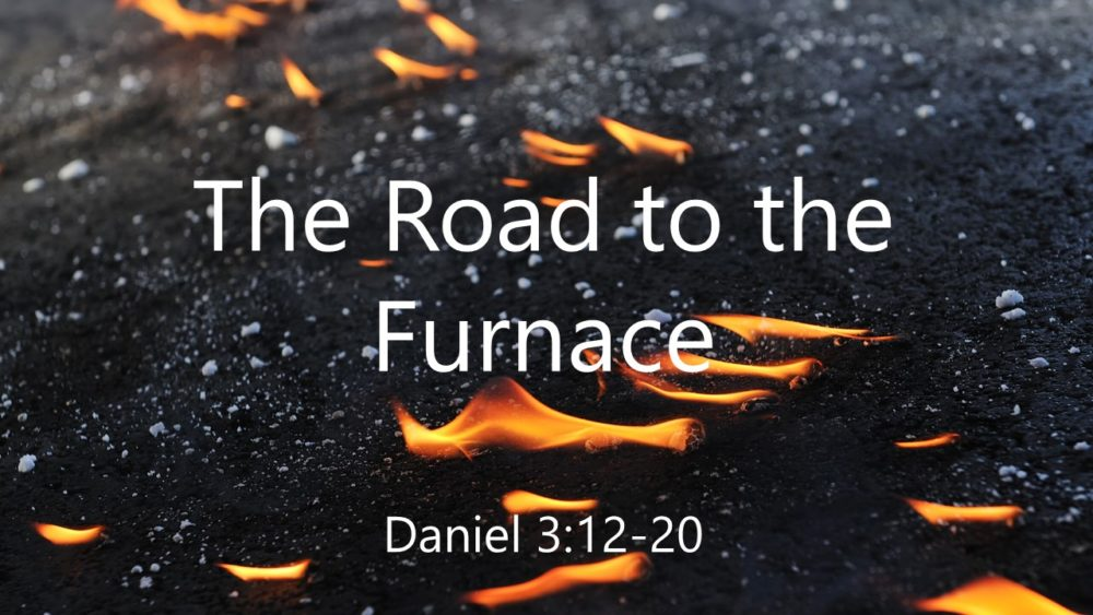 The Road to the Furnace Image