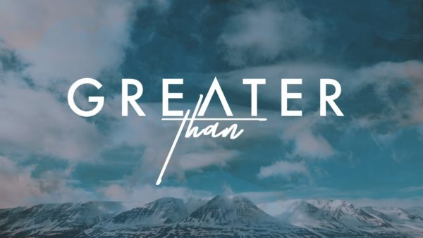 Christ Is Greater Than Our Conflicts Image