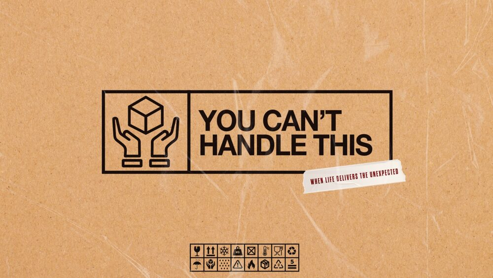 You Can\'t Handle This